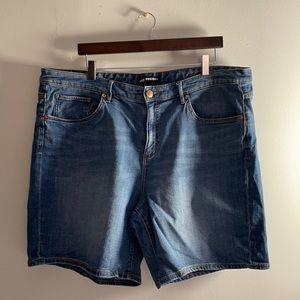 Denim Shorts Joe Fresh Size 18